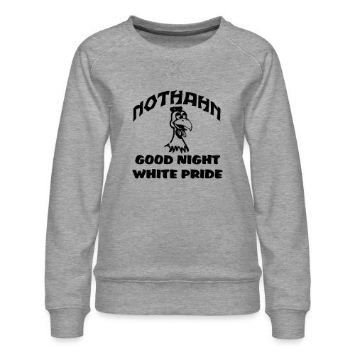 brust_pfad_klein - Frauen Premium Pullover
