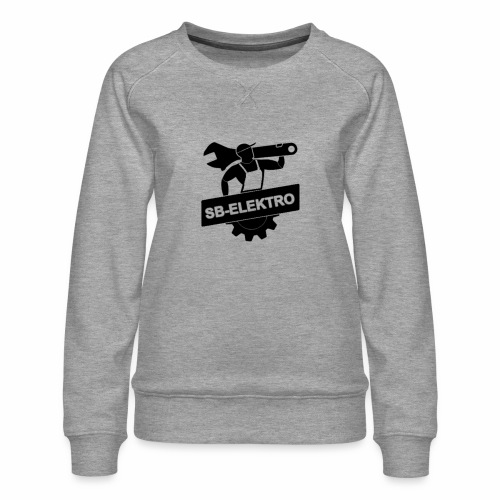 SB transp 1000 png - Dame premium sweatshirt