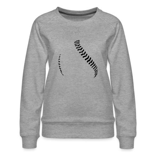 Baseball - Women's Premium Sweatshirt