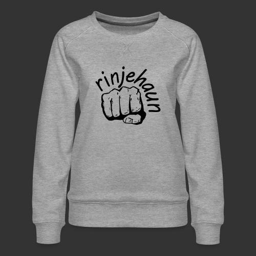 rinjehaun - Frauen Premium Pullover