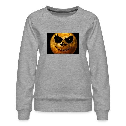 Halloween Mond Shadow Gamer Limited Edition - Frauen Premium Pullover