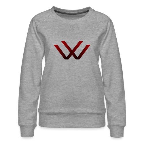 English walaker design - Women's Premium Sweatshirt