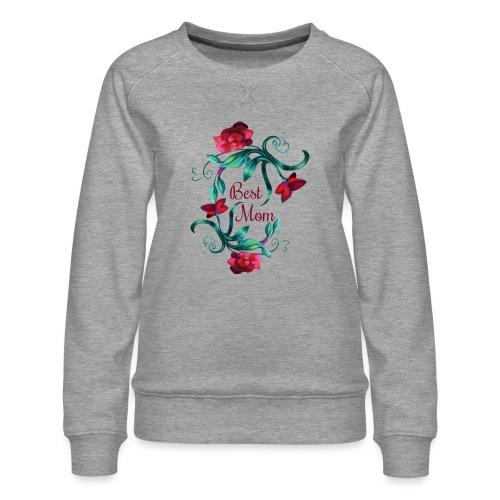Best Mom - Frauen Premium Pullover