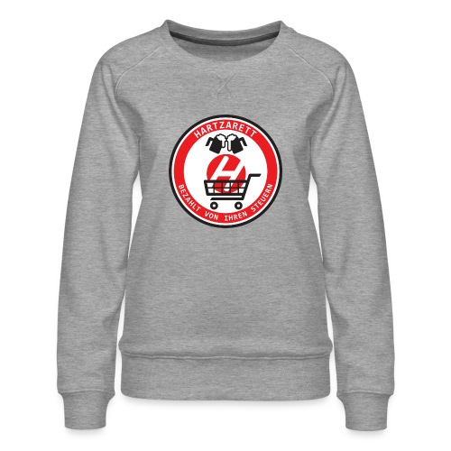 Hartzarett - Frauen Premium Pullover