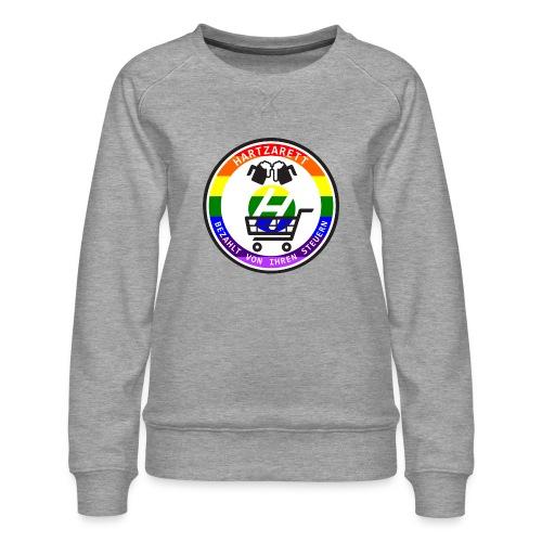 Hartzarett Pride - Frauen Premium Pullover