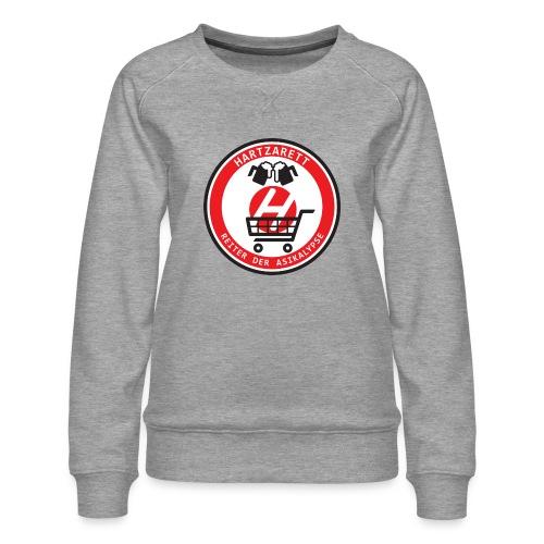 Hartzarett Reiter der Asikalypse - Frauen Premium Pullover