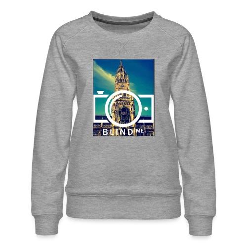 Offical BlindMe - Women's Premium Sweatshirt