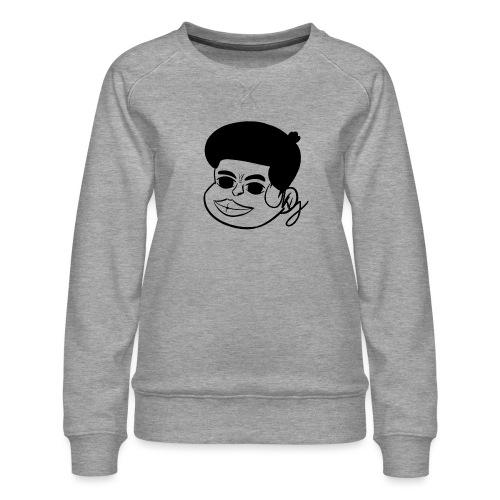Afro Boy - Frauen Premium Pullover