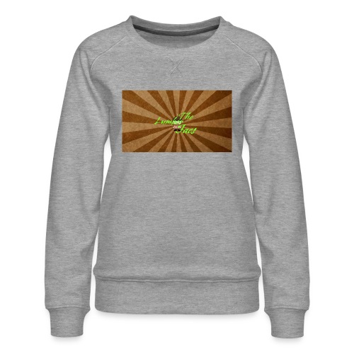 THELUMBERJACKS - Women's Premium Sweatshirt