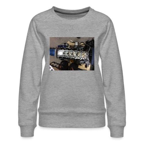 Motor tröja - Premiumtröja dam