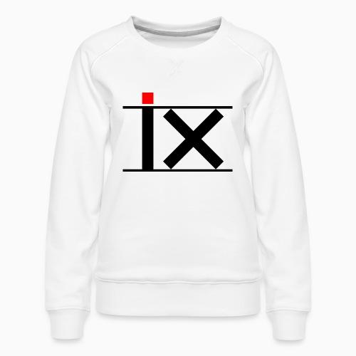 inventor logo - Women's Premium Sweatshirt