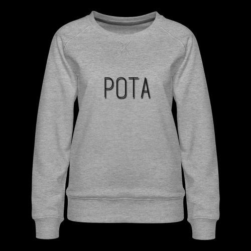 pota2 - Felpa premium da donna