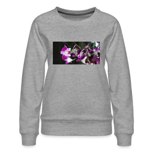 Orchid - Women's Premium Sweatshirt