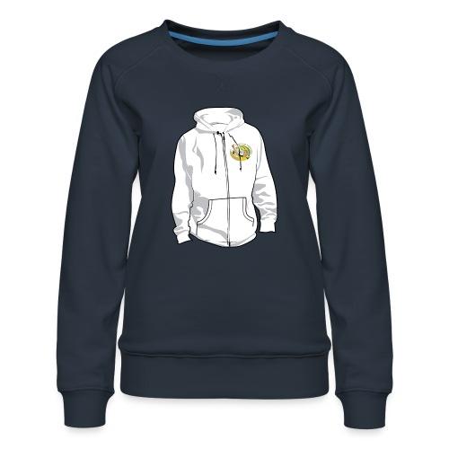 hoodyfront - Vrouwen premium sweater