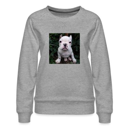 Billy Puppy 2 - Vrouwen premium sweater