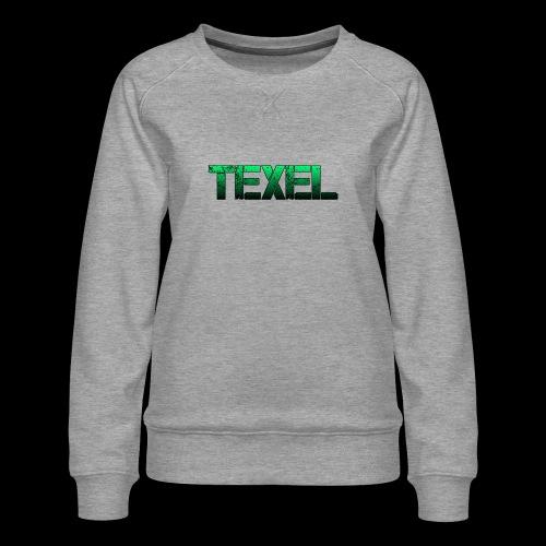 Texel - Vrouwen premium sweater
