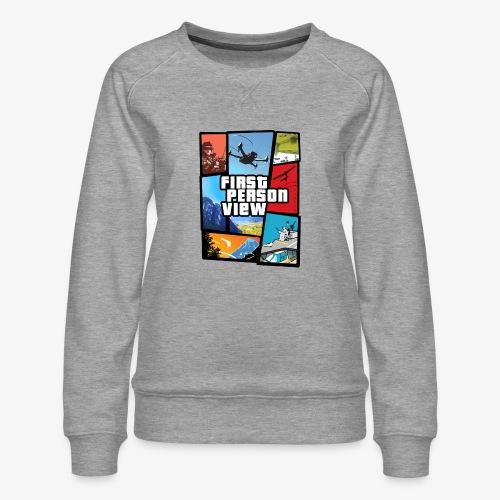 Ultimate Video Game - Women's Premium Sweatshirt