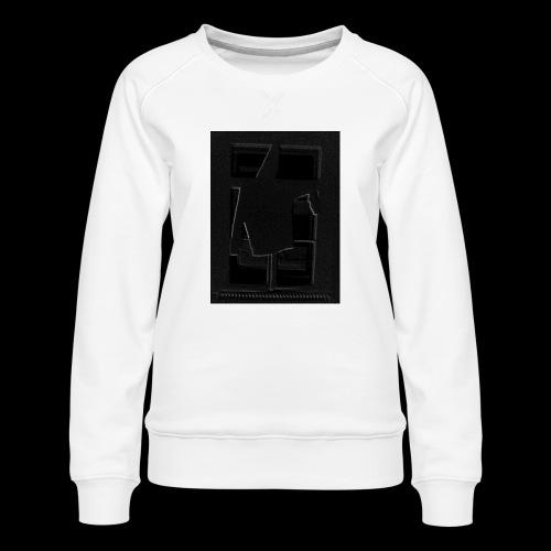 Dark Negative - Women's Premium Sweatshirt