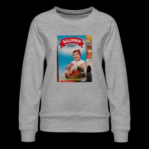 Babushka's fines - Women's Premium Sweatshirt