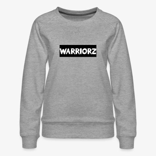 WRZ full version - Women's Premium Sweatshirt
