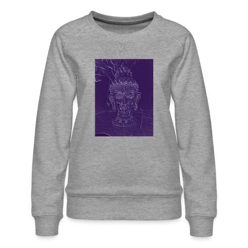 Peace - Women's Premium Sweatshirt