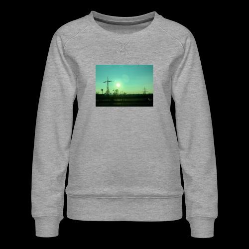 pollution - Vrouwen premium sweater