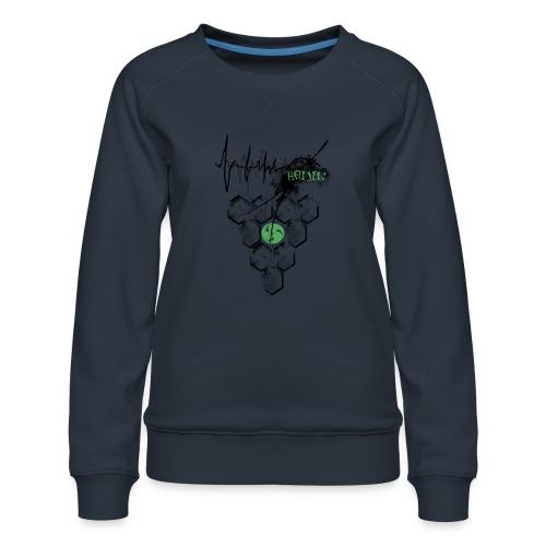 Raijin Hero-Heartbeat - Frauen Premium Pullover
