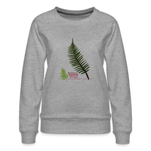 Polyblepharum - Vrouwen premium sweater