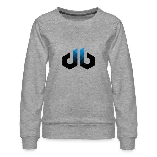 digitalbits Logo - Frauen Premium Pullover