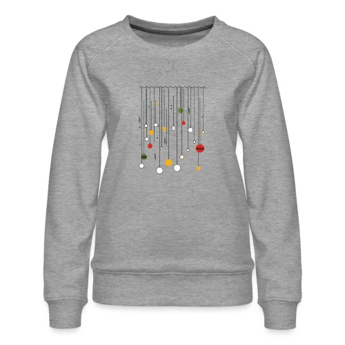 Christmas - Women's Premium Sweatshirt