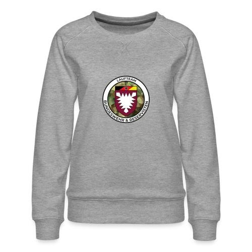 Logo des Laufteams - Frauen Premium Pullover