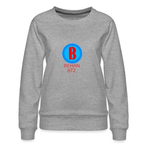 1511819410868 - Women's Premium Sweatshirt