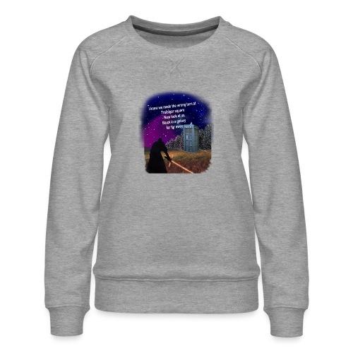 Bad Parking - Women's Premium Sweatshirt