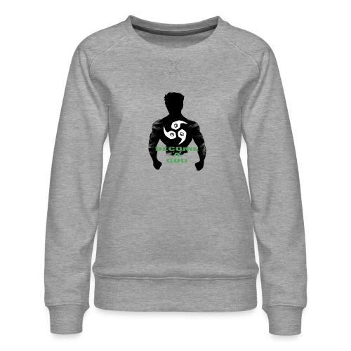 Raijin Become_A_God - Frauen Premium Pullover