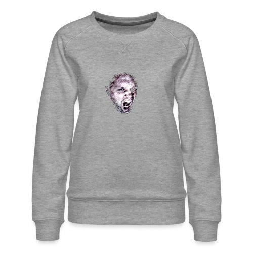 ikke1 png - Women's Premium Sweatshirt