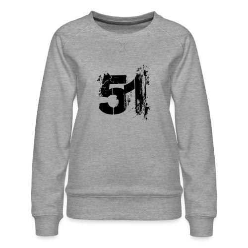 City_51_Köln - Frauen Premium Pullover