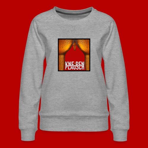 Kneipenplausch Cover Edition - Frauen Premium Pullover