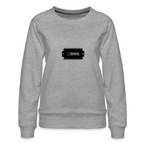 MR PEPPERS Logo classic - Frauen Premium Pullover