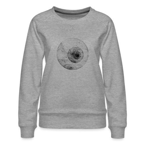 Eyedensity - Women's Premium Sweatshirt