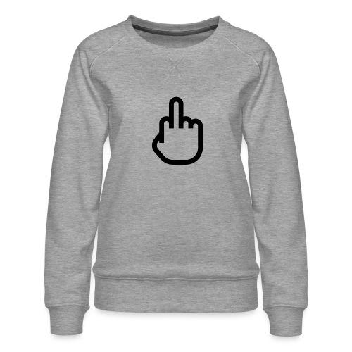 F - OFF - Vrouwen premium sweater