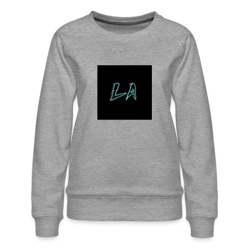 LA 2.P - Women's Premium Sweatshirt