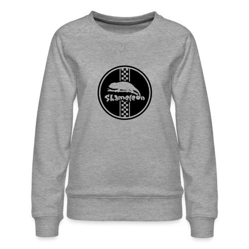 skameleon Logo - Frauen Premium Pullover