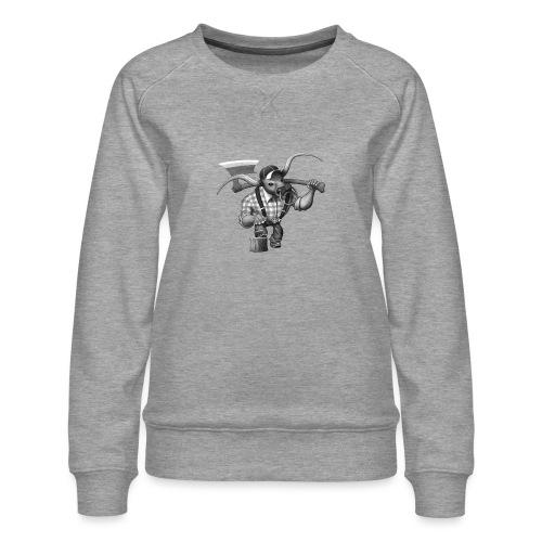 Bull Lumberjack - Frauen Premium Pullover