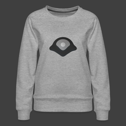 White point - Women's Premium Sweatshirt