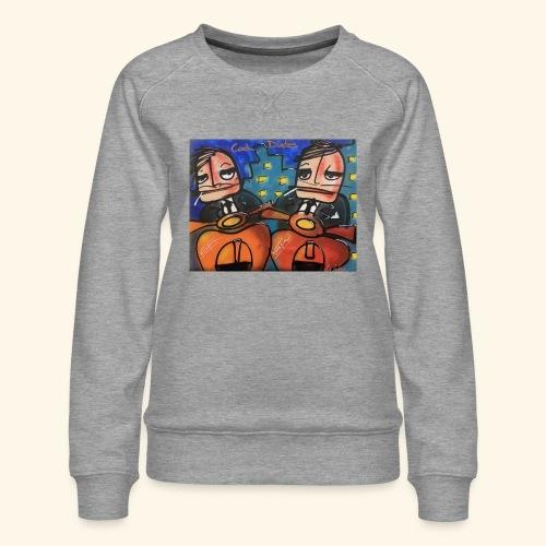 Cool dudes - Vrouwen premium sweater