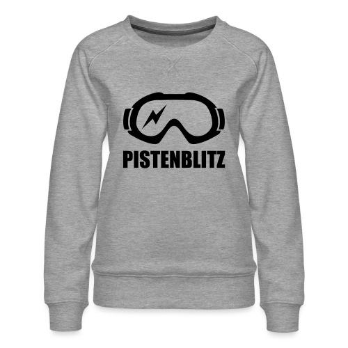 pistenblitz - Frauen Premium Pullover
