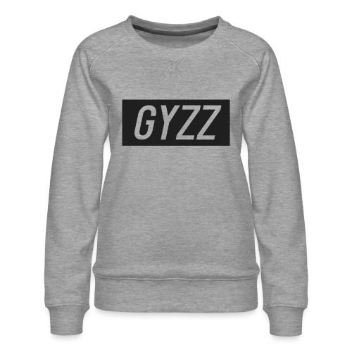 Gyzz - Dame premium sweatshirt