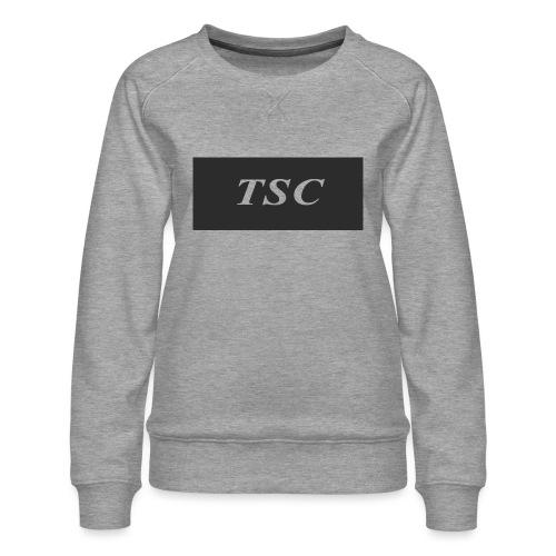 TSC Design - Women's Premium Sweatshirt