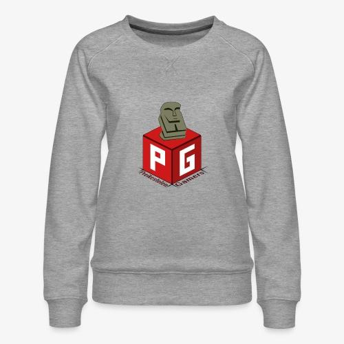 Preikestolen Gamers - Premium-genser for kvinner