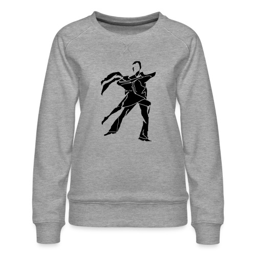 dancesilhouette - Women's Premium Sweatshirt